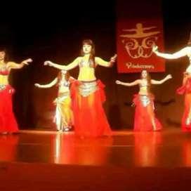 Sueños de Medio Oriente .Danzas Árabes