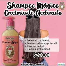 Shampoo mágico con cebolla 525 ml