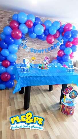 Eventos de fiestas infantiles | decoración | animación | fiestas | payasos | chiquifiestas | globoflexia | personajes