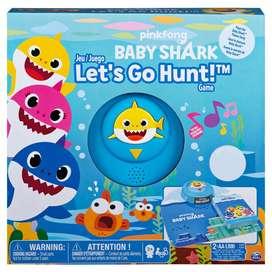 Pinkfong Baby Shark Let's Go Hunt - Juego De Cartas