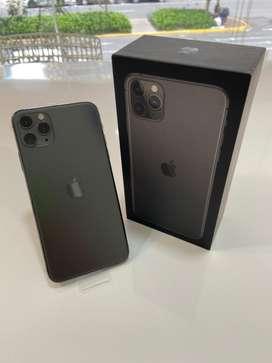 Iphone 11 pro max de 64 y 256 Gb