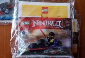Juguete para armar Lego Ninjago