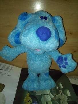Las pistas de blue.juguete.movimiento y sonido