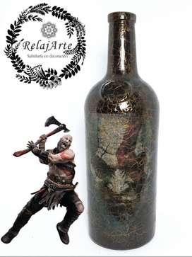 Botellas y tazas personalizadas