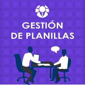 ESTUDIO CONTABLE| GESTIÓN DE PLANILLAS |CONTADOR  | CONTABILIDAD