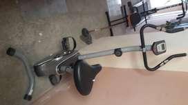 Kid de maquinas de hacer ejercicios
