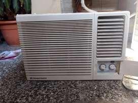 Aire acondicionado ventana Standard Electric 3600W - Impecable- LIQUIDO