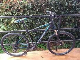 Bicicleta venzo Stinger con 2 meses de uso