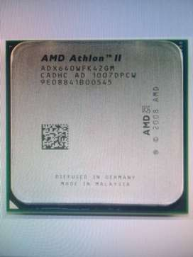 Amd Athlon Ii X4 640 3.00ghz Socket Am3 - Am2 - Gamer