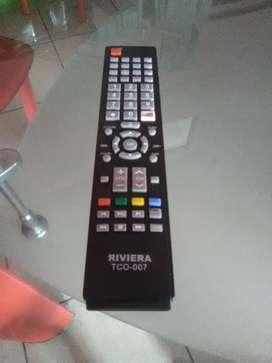 Vendo nuevo control remoto para smart Tv Riviera, Innova y Diggio  a tan solo diez  dólares