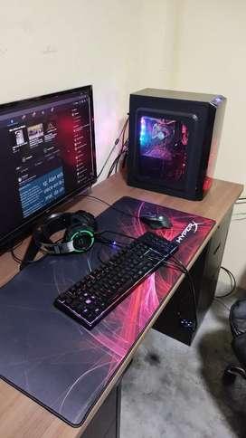 PC GAMER I5  + GTX 1050TI