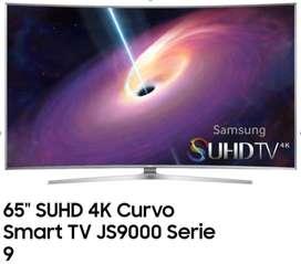 """TV Samsung Curvo 65"""" 4K UN65JS9000K"""