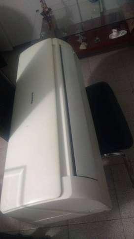 aire acondicionado 9000 btu panasonic 220 V