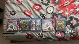 Juegos PS4 /PS5