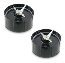 Set X 2 Cuchillas Para Licuadora Magic Bullet Exprimidor