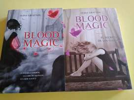 Série Blood magic