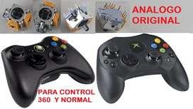Analogos Repuesto Original Para Control De Xbox 360 O Clas 360 Y NORMAL
