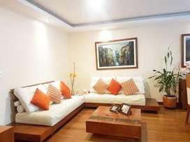 Hermoso departamento 2 dormitorios, sector Quito Tenis con 86 m² , terraza 24 m²