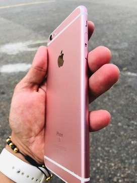 Iphone 6s Plus OroRosa.