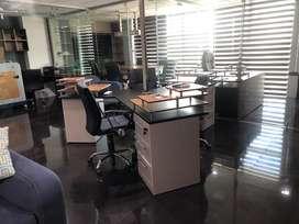 Moderna Oficina Ejecutiva Excelente Vista y Ubicacion - Skybuilding