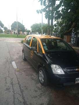 Meriva taxi con gas al dia