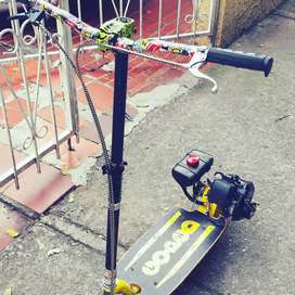 Monopatin  scooter goped sport a gasolina