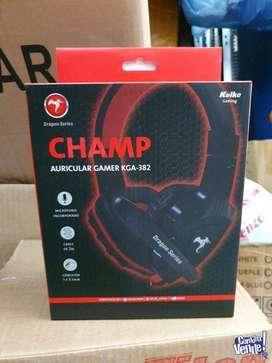 Auricular Gamer Kolke Kga-382 Champ