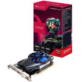 Tarjeta Grafica R7 350 2GB DDr5 Mejor que GT 1030