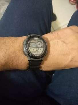 Reloj Casio deportivo