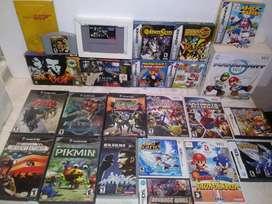 Juegos de nintendo 64 super nes wi y gamecube gameboy