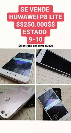 Huawei p8 Lite estado 9/10