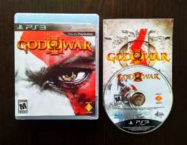 God of war 3 play station 3