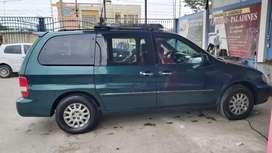 Kia Carnival 2.5 v6 gasolina