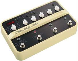 DelayLab, Vox, Effects Pedal