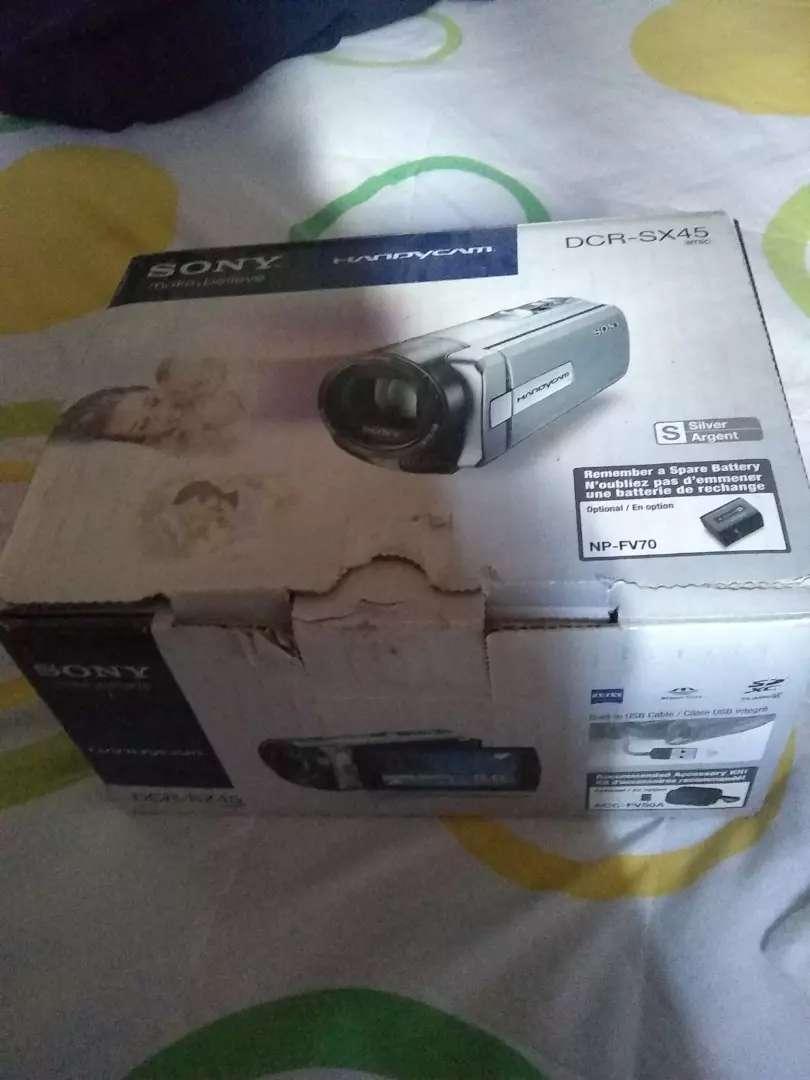 Vencambio cámara Andy cam  Sony de memoria 0