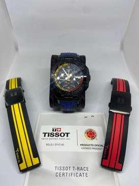 Reloj tissot edicion especial colombia mundial 2014