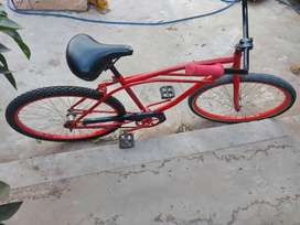 Vendo bicicleta playera rodado 26