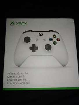 Control Xbox 200mil nuevo sellado tercera generacion