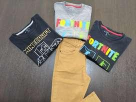 Pack ropa de niño poco uso - Precio negociable