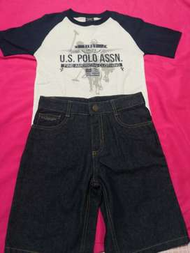 Conjunto Polo Original