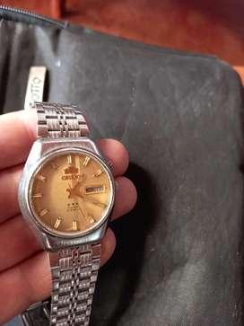 Vendo reloj orient automatico