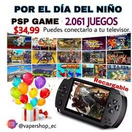 PSP Game (recargable)