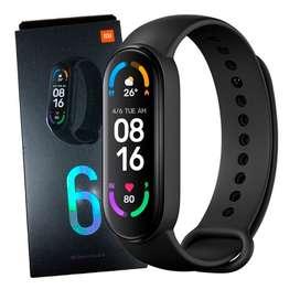 Xiaomi Mi Band 6 Original / Pulsera Smart Reloj Inteligente