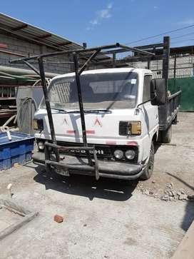 Vendo Camión Mitsubishi Del 85 matricula 2019