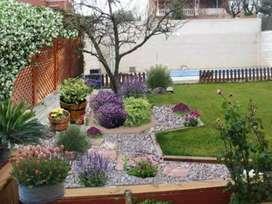 jardinero paisajismo