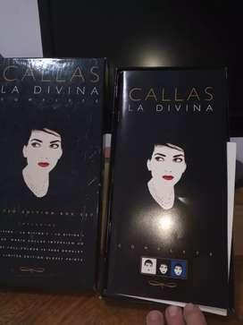 CD Callas *la divina* complete
