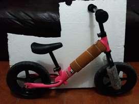 Bicicleta de Equilibrio Aro 12. Strider