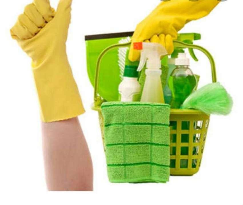 Realizo Servicio de Limpieza por Hora 0