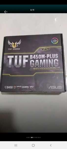 Board Tuf Gaming Plus Rgb con Aura Oc