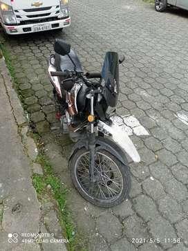 Vendo Moto ranger gy-8